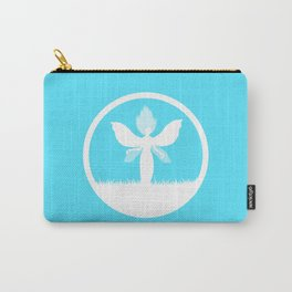 The White Fae Carry-All Pouch
