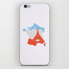 Paris - France iPhone & iPod Skin