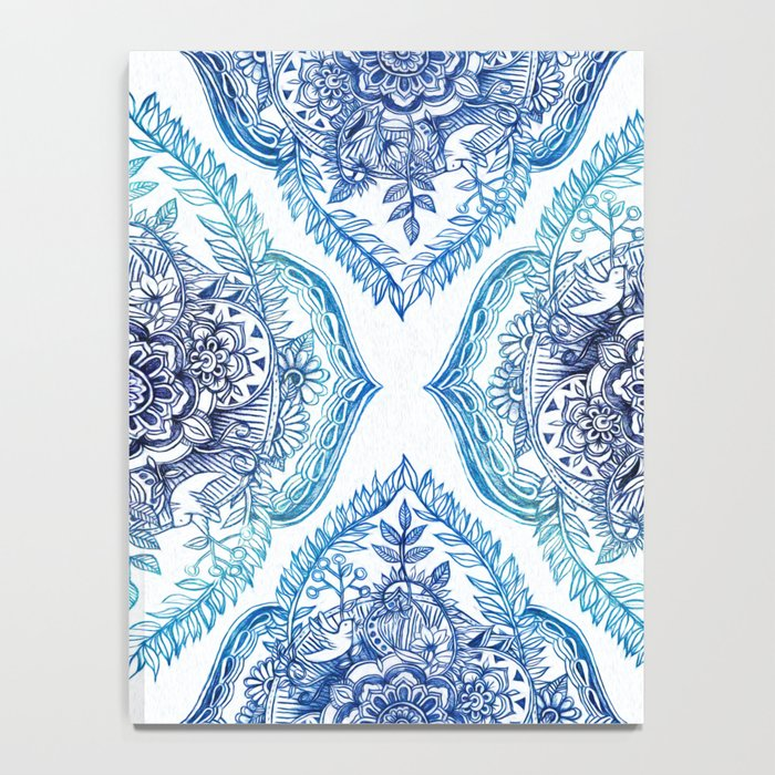 Indian Ink - in Blues Notebook