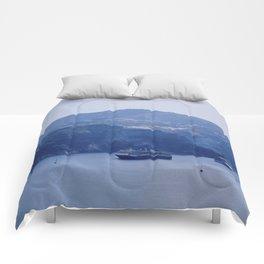 Santorini, Greece 8 Comforters