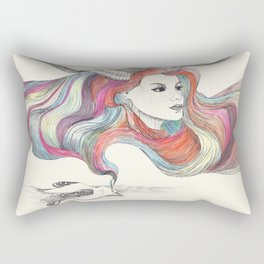 Soul Rectangular Pillow