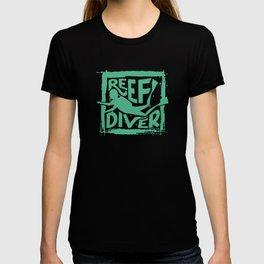 Reef Diver Diving T-shirt