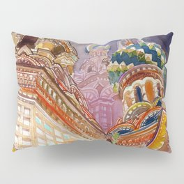 Saint Petersburg Pillow Sham