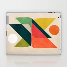 Reflection (of time and space) Laptop & iPad Skin