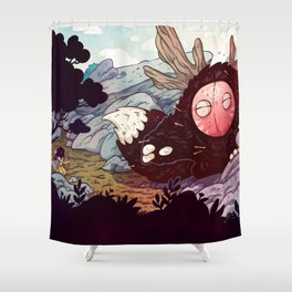 Sisters 3/5 Shower Curtain