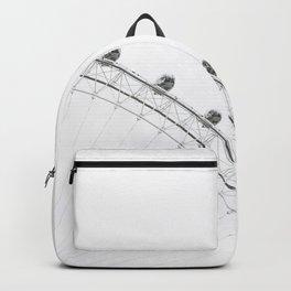London Eye Monochrome Backpack