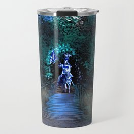 Entering Sherwood Forest Travel Mug