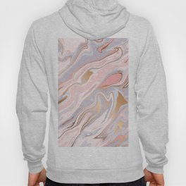 Marble and Gold 005 Hoody