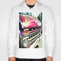 ford Hoodies featuring Ford Tough by Kim Ramage