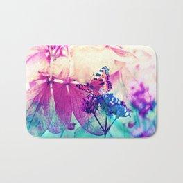 Butterfly in Wonderworld 2 Bath Mat
