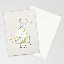 Happy birthday Stationery Cards