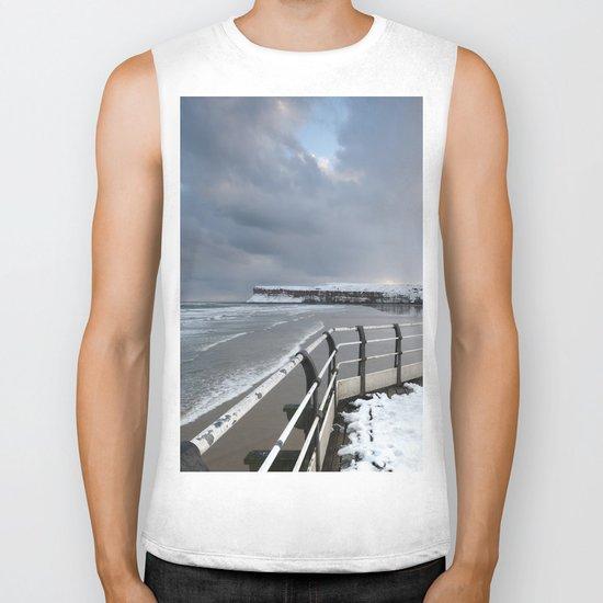 Saltburn by the Sea Biker Tank