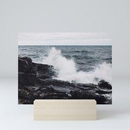 Lake Superior Mini Art Print