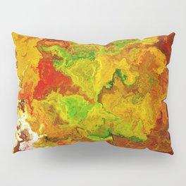Vibrant Marble Texture no53 Pillow Sham