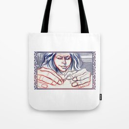 Fondle Tote Bag