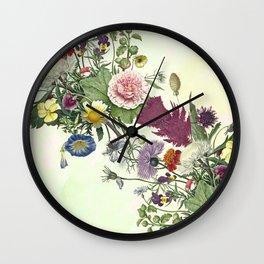 Plucked at random . Wall Clock