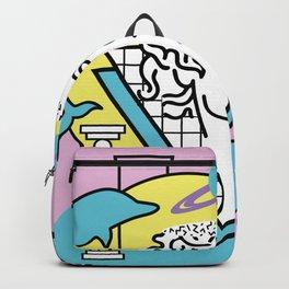 Apollo - Vaporwave - 80s Backpack
