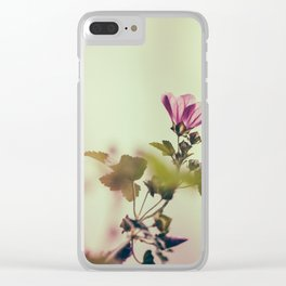 Balcony Life Clear iPhone Case