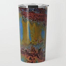 Candy Striped Travel Mug