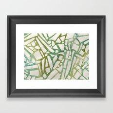 #61. UNTITLED (Summer) Framed Art Print