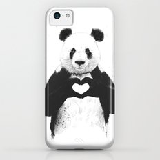 All you need is love iPhone 5c Slim Case