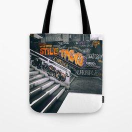 Graffiti II Tote Bag