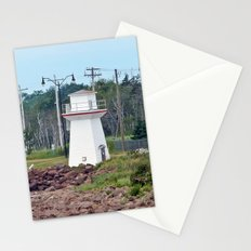 Summerside Marker Light - Range Light Stationery Cards