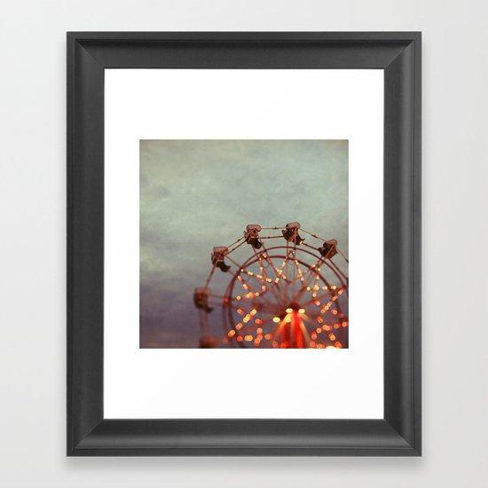 Starlight, Starbright  Framed Art Print