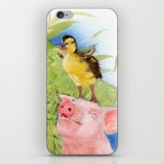 Yes, I Can Fly... iPhone & iPod Skin