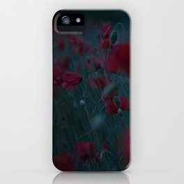 Rainy Summer Vibes iPhone Case