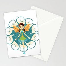 Fairy Doll Stationery Cards