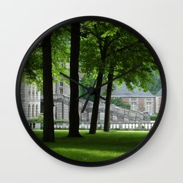 Guarding Trees Wall Clock