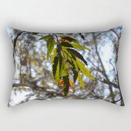 Butterflies. Rectangular Pillow