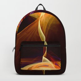 Molten Lava Flow Backpack