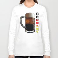 german Long Sleeve T-shirts featuring German Sunset by G.B.Artdesign