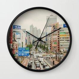 TOKIO III Wall Clock