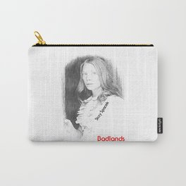 Sissy Spacek (Badlands,1973) Carry-All Pouch