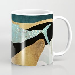 Whale Song Coffee Mug