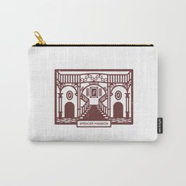 Spencer Mansion (Resident Evil) Carry-All Pouch