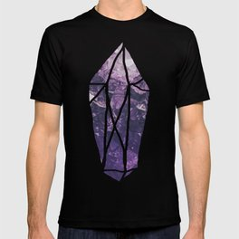 Amethyst Gem Dreams T-shirt
