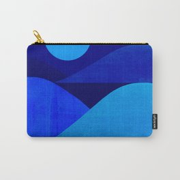 Abstraction_Moonlight Carry-All Pouch