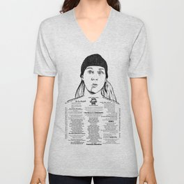 Chronic Jay & Silent Bob Ink'd Series Unisex V-Neck