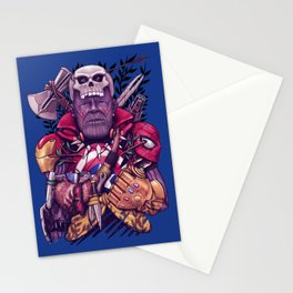 Wild Thanos Stationery Cards
