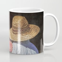 Picking the Flowers Coffee Mug