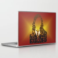 hermione Laptop & iPad Skins featuring Hermione by Rebecca McGoran