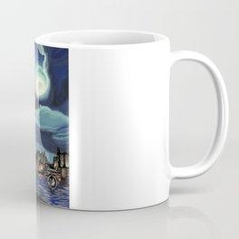 Siren in the Hill Coffee Mug