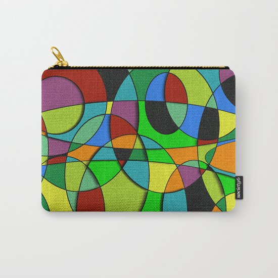 Abstract #309 Carry-All Pouch
