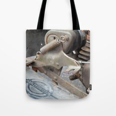Rusty Harley Tote Bag
