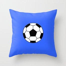 Ballon solitaire Throw Pillow