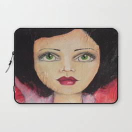 Bella SASS Girl - Cyndi - SASS = STRONG and SUPER SMART Laptop Sleeve